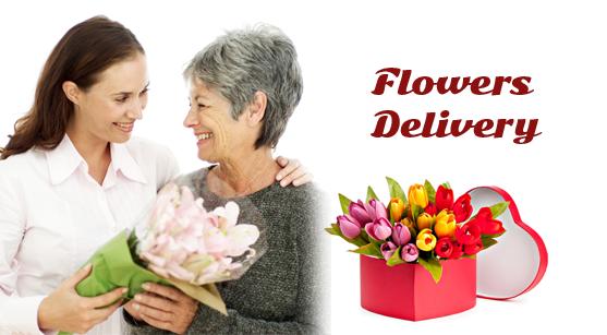 Sending flowers to express your – love, romance, trust, etc