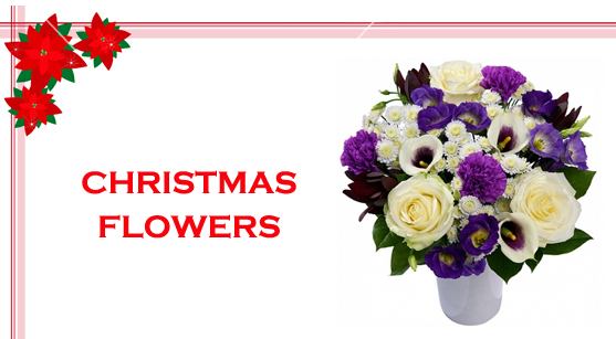 Whom should you send flowers to this Christmas?